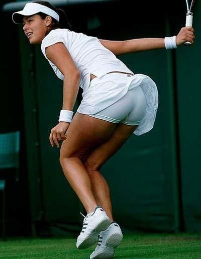 Tennis Players Oops Moments Pics Photos Images Gallery Sports
