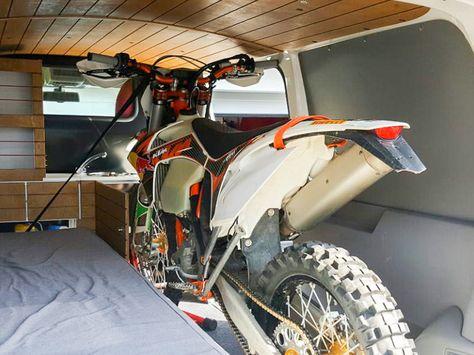 VW T4 T5 T6 Wohnmobil Camper Campingbus Ausbau Motorrad Motocross - finke küchen angebote