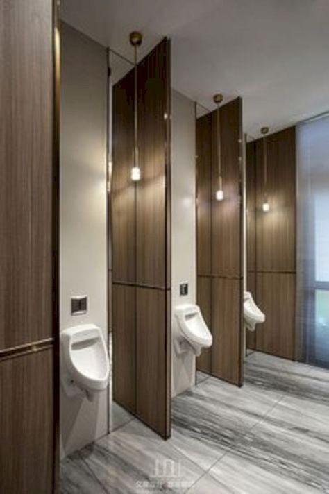Public Restroom Design By 小酒窝 On 卫生间 Washroom Design