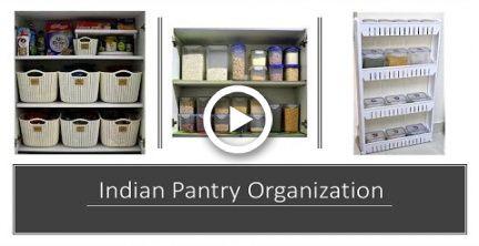 Kitchen Organization Ideas Indian