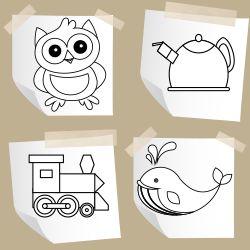 مجموعة كبير من اوراق العمل للحروف والارقام والاشكال والمتضادات وكل مايحتاجة الطفل في مرحلة ماقبل المدرسة وبعدها Mario Characters Character Mario Mushroom