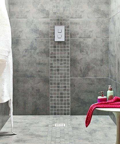Small Grey Bathroom Dark Walls Light Floor Mosaic Tiles Wall And Images Mosaic Bathroom Tile Grey Bathroom Tiles Grey Mosaic Tiles