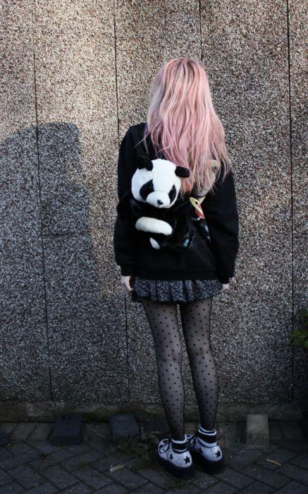 Street Style: Meias-calças | Marimoon | MTV Brasil