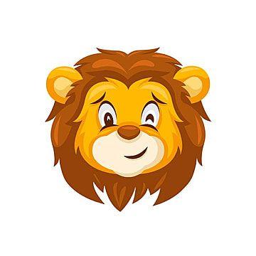 Wink Lion Visage Emoticone Expression Illustration Clipart De Roi Lion Lion Leo Png Et Vecteur Pour Telechargement Gratuit Ilustrasi Ilustrator Ilustrasi Ikon
