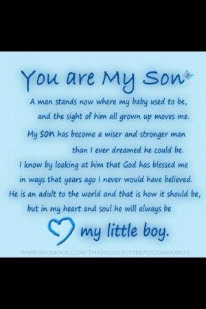 Happy 18th Birthday Birthday Quotes Sons Quotes Happy Birthday