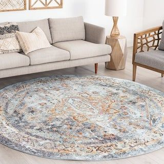Alise Rugs Whitfield Traditional Oriental Area Rug 8 9 X 12 3