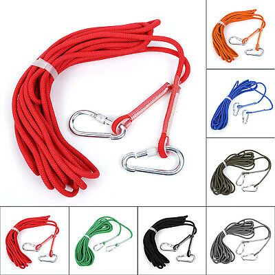 Sling Climbing Rope Hiking 800kg Safety Static Polypropylene Activities In 2020 Climbing Rope Outdoor Climbing Ice Climbing