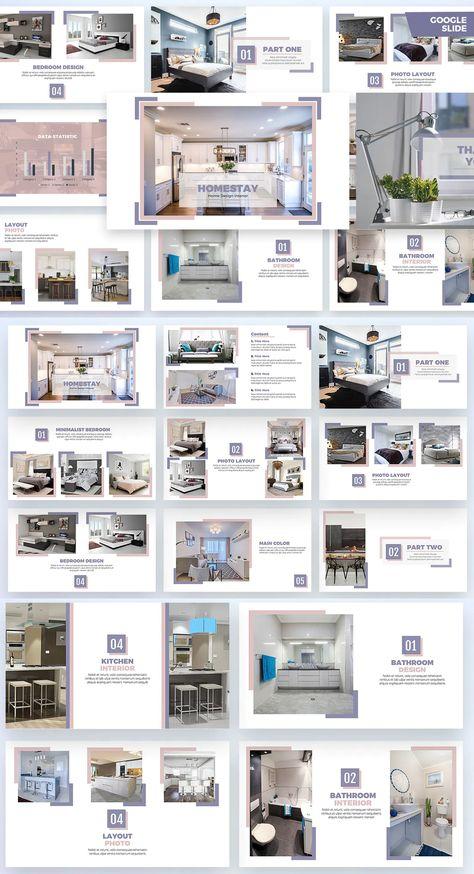 Homestay Google Slides Prsentation Template