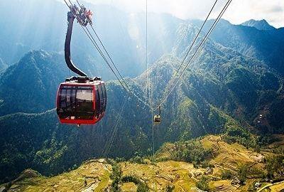 محطة تلفريك سابا في فيتنام Vietnam Travel Travel Asia Travel
