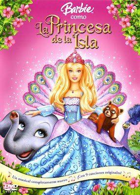 Barbie Como La Princesa De La Isla Pelicula Completa Online Princess Movies Barbie Movies Princess Videos