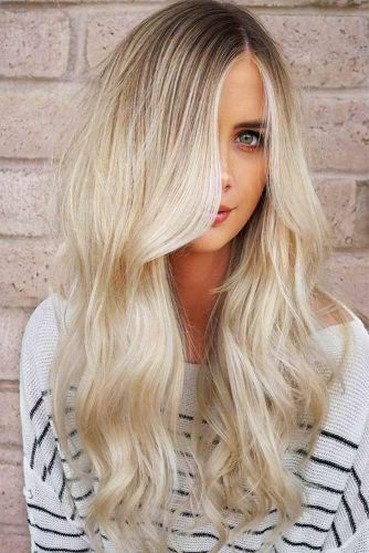 27 Best Spring Hair Colors For A Trendy Look #springbreak #crazyforus #springcolors #haircolors #trendylooks