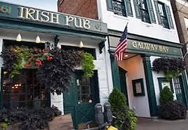 Galway Bay Irish Pub On Maryland Avenue In Historic Downtown Annapolis