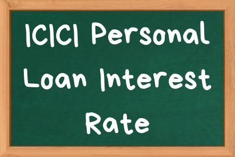 Icici Bank Personal Loan Interest Rate 2020 In 2020 Personal Loans Loan Interest Rates Icici Bank