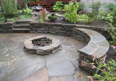 Rock Solid Landscapes Landscaping With Rocks Landscape Home And Garden