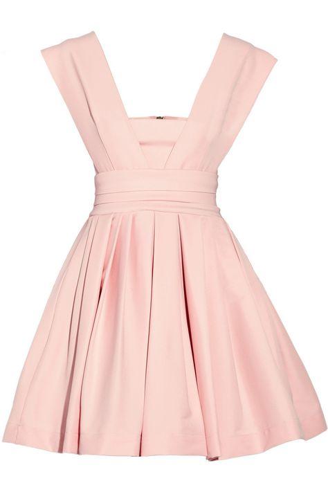 Preen by Thornton Bregazzi whiskey stretch-crepe dress #THEOUTNET #WeddingBelles #PreenbyThorntonBregazzi
