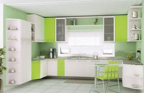 Ehrfürchtig-Design-für-kleine-küche-dachschräge-modern-gestalten - kleine küchen gestalten