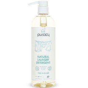 Puracy Natural Liquid Laundry Detergent Natural Laundry