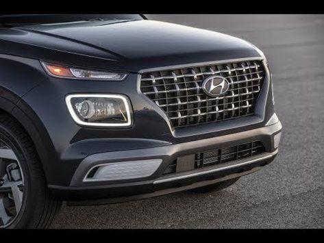 Samyj Ozhidaemyj Byudzhetnyj Krossover Hyundai Venue 2020 Hyundai Hyundai Models Venues