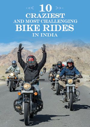 10 Best Routes Places For Bike Riding In India Bike Ride Bike Tour Touring Bike