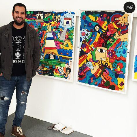 Um dia em Basel :) Um dia as obras já chegaram na Basileia, Suíça para exposição na semana de arte de Basel, ou seja, #artBasel. #arte #fineart #quadro #frame #tela #cores #colorido #decor #decoracao #interiores #arquitetura #bordi #danielbordi #acrilic #acrilico #comprarArte #colors #galery #artCollector #artGalleries #artExihibition #galleria360 #cultura #artecontemporaneo #atelie #atelier