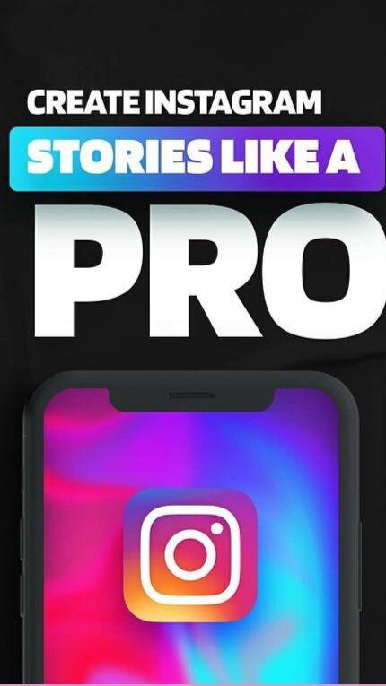 Create Instagram Stories Like A PRO