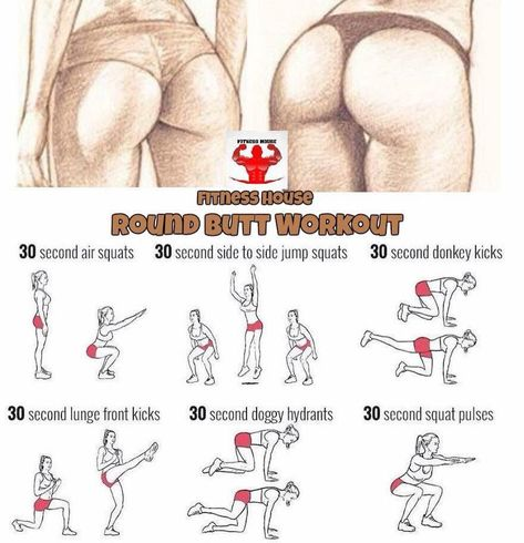 Bubble Butt Workout - Learn About These Ideas To Attain Proper Fitness Lower Ab Workouts, At Home Workouts, Men Workouts, Bubble Butt Workout, Melissa Bender, Build Muscle Mass, Muscle Building, Donkey Kicks, High Intensity Workout