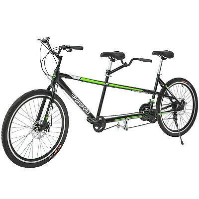 Sponsored Ebay Tandem Bike 20 Bicycle 21 Speed Shimano Aluminum