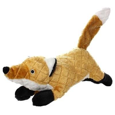 Mighty Nature Massive Fox Dog Toy Dog Toys Fox Dog Dog Safety