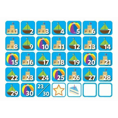 June Seasonal Calendar Days Creative Teaching Press Seasons