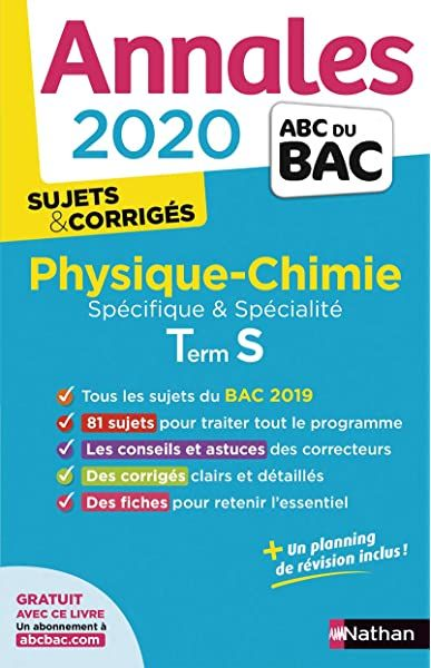 Amazon Fr Annales Bac 2019 Maths Terminale S Bodini Lefranc Sandrine Dubois Sandrine Livres En 2020 Annales Bac Maths Terminale S Sujet Du Bac