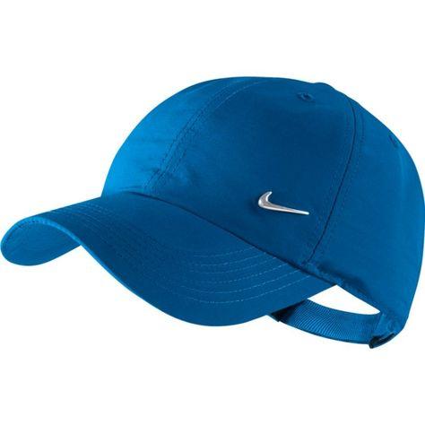 gorra para niños nike Metal Swoosh Logo azul 1  194d4da101f