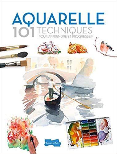 Telecharger Aquarelle 101 Techniques Pour Apprendre Pdf Par Titre