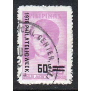 Phillipines 1978 60s Overprint 1978 Philatelic Week Used Stamp Off Paper On Ebid United Kingdom 188414675 In 2020 With Images Stamp Philatelic Postage Stamps
