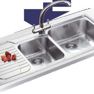 franke kitchen sink mounting clips