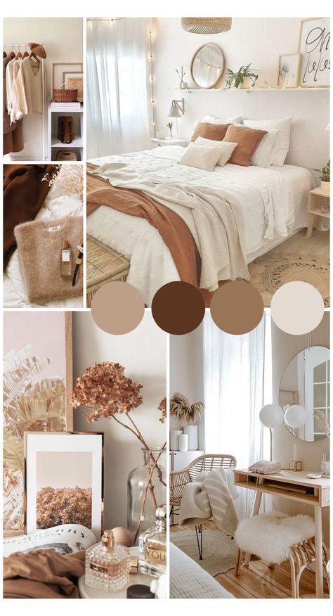Cozy Room Decor, Redecorate Bedroom, Bedroom Interior, Bedroom Design, Bedroom Decor, Room Design Bedroom, Aesthetic Room Decor, Home Decor, Apartment Decor
