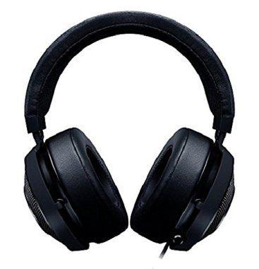 Razer Kraken 7 1 V2 Black Round Ear Cushion In 2020 Gaming Headset Gaming Headphones Headset