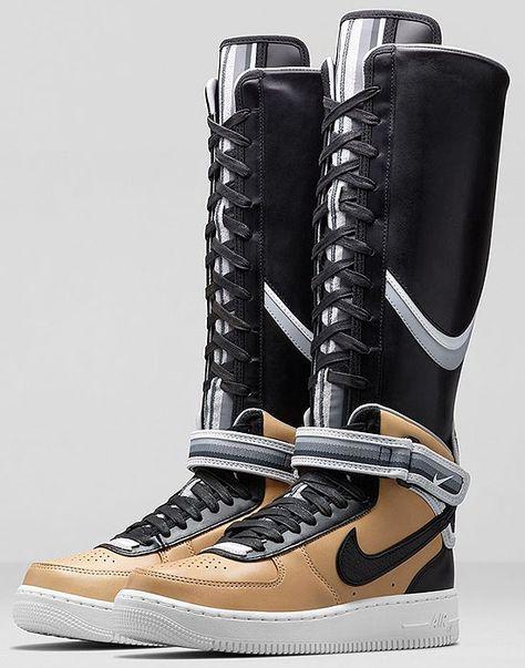 Naomi Campbell Styles the Nike x Riccardo Tisci Sneaker