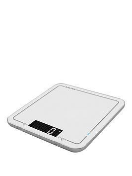 Salter Salter Cook Bluetooth Kitchen Scale 1193 White ...