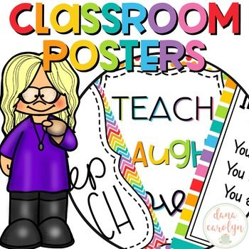 Free Classroom Decor Posters In 2020 Free Classroom Teaching Posters Classroom Posters Free