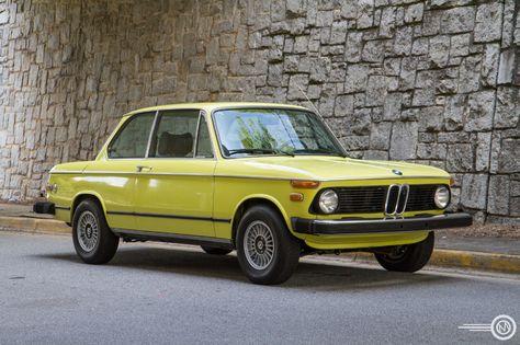 BMW 2002 For Sale >> Used 1975 Bmw 2002 For Sale In Atlanta Ga 30306 Motorcar
