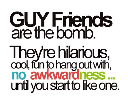 Friends Things To Do Guy With Your