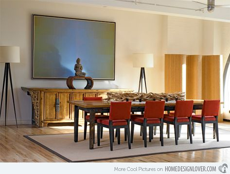 15 Asian Inspired Dining Room Ideas Asian Dining Tables Dining