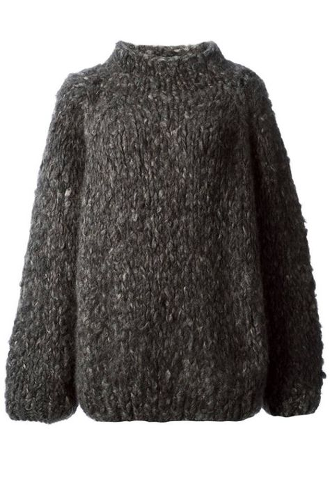 Tired of coats? Shop these comfy sweaters that keep you just as warm: