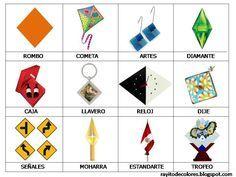 Figuras Geometricas En Imagenes Objetos Con Figuras Geometricas Imagenes De Cuerpos Geometricos Figuras Geometricas