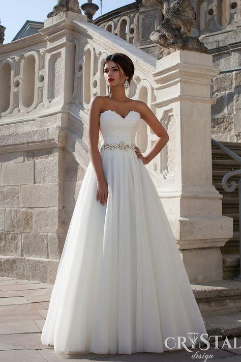 118084b197d5 пышное свадебное платье без колец - Поиск в Google   Wedding day ...
