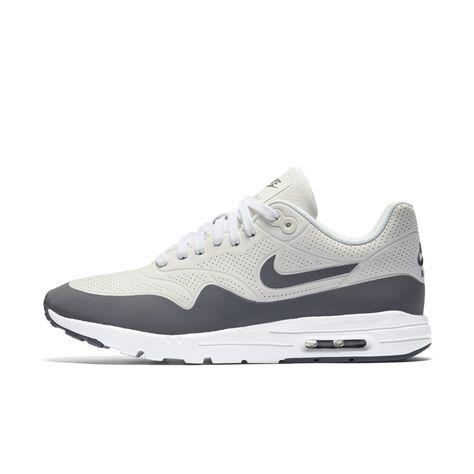 sale retailer aea91 a2006 Nike Air Max 1 Ultra Moire Women s Shoe Size 10.5 (White) - Clearance Sale
