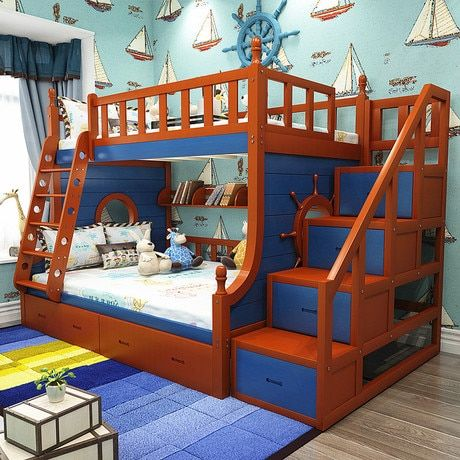 Tips to choose right children bed - yonohomedesign.com  Kid beds