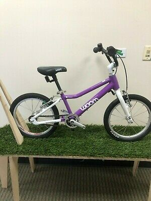 Sponsored Ebay Woom 3 Purple Kids Bike Bikes For Sale Buy Bicycle