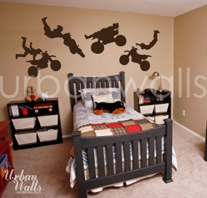 YUP! He's Nick's son, this is totally gunna go in him room when hes older