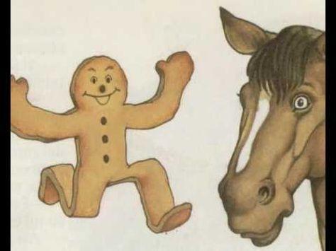 Tons of stories in Spanish.  The gingerbread man - El hombrecito de jengibre / bizcocho